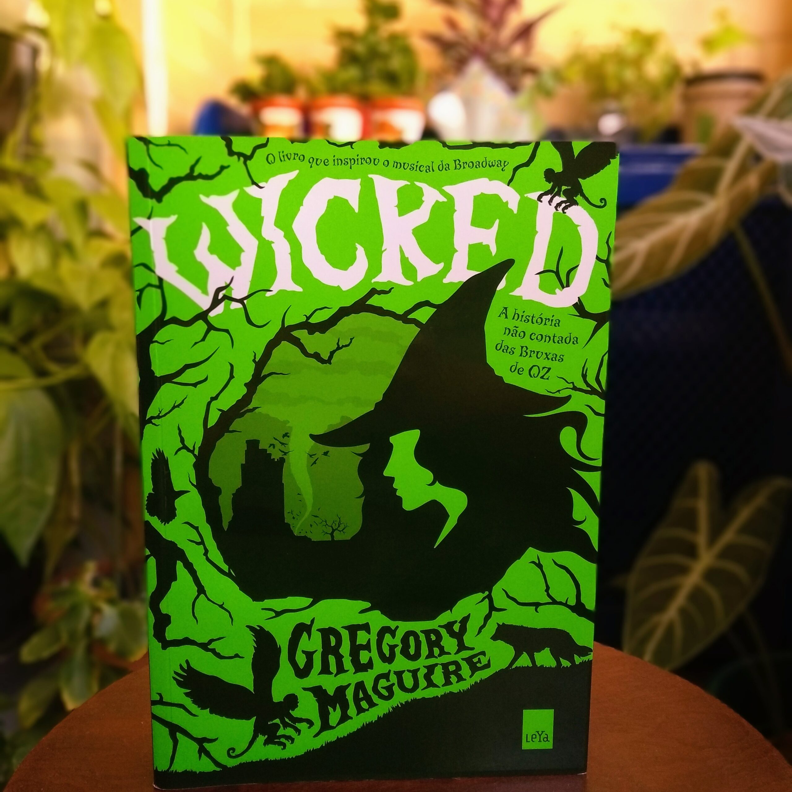 Wicked, de Gregory Maguire